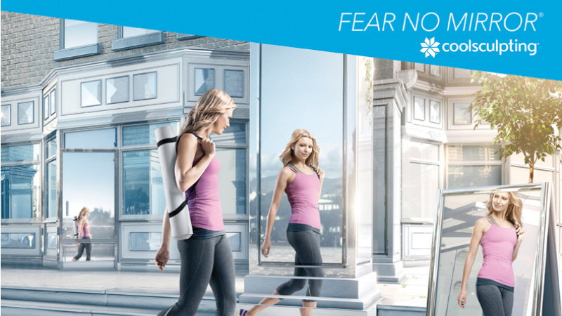 Freeze your Fat with CoolSculpting