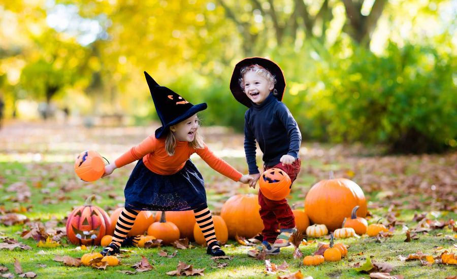 Tips for a happy, healthy Halloween