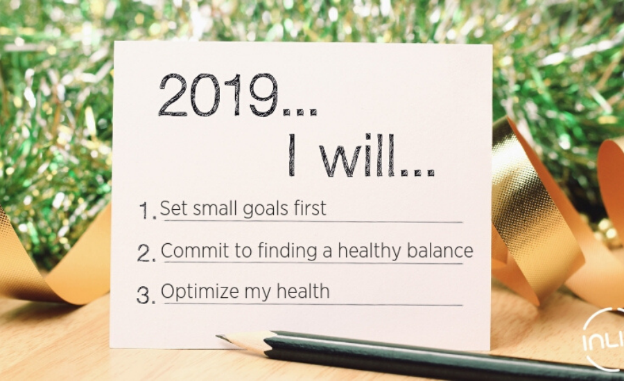 Small Steps To Your Wellness Goals