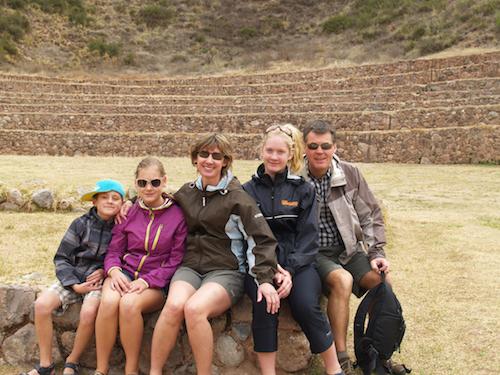 Dr. Renee Walker in Peru