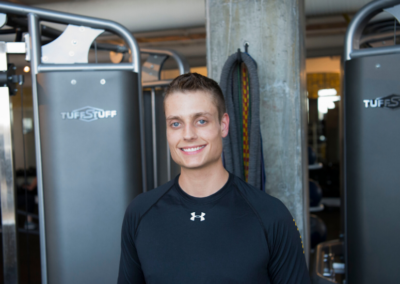 Meet Cole Elliot – Personal Trainer