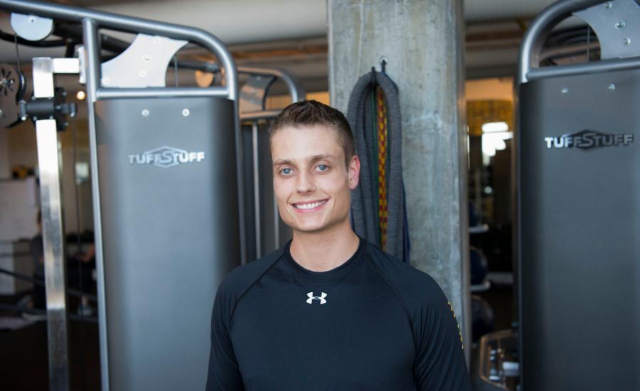 Meet Cole Elliot – Personal Trainer