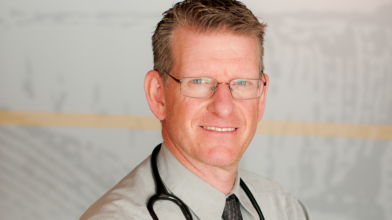 Meet Dr. Matthew Hall