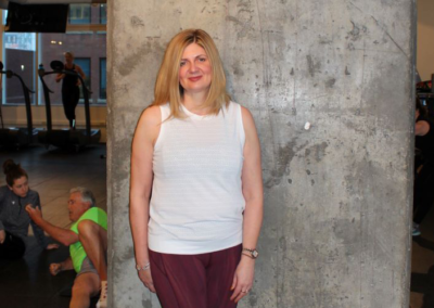 INLIV Fitness Client Spotlight – Annette Macsween
