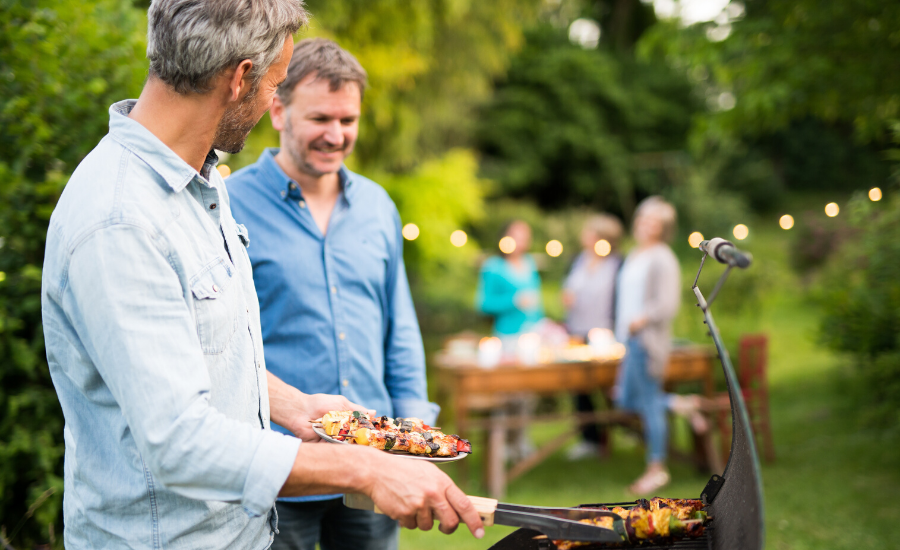 Fresh and Healthy Barbecue Ideas
